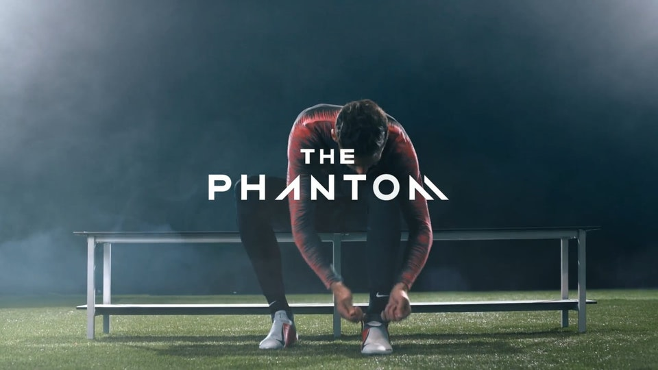 Nike Football Presents: Awaken The Phantom - Nike Football Presents: Awaken The Phantom feat. Leon Goretzka