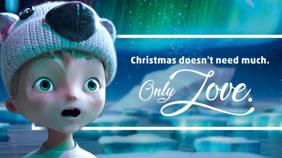 Glassworks - A Struggling Single Mother Makes Christmas Special in This Heartfelt German Commercial