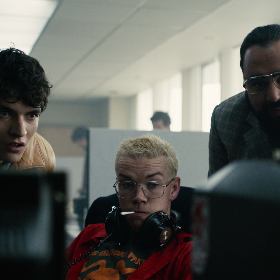 Glassworks - BAFTA Nomination for Black Mirror's Bandersnatch
