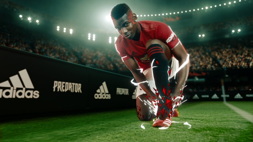 Glassworks - Adidas - '100% Unfair' - Predator Mutator