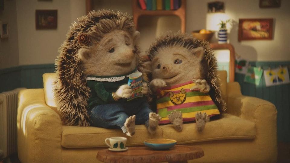 Glassworks - Maynards - 'Hedgehog'