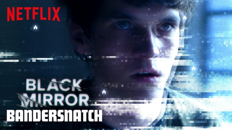 Black Mirror Season 5 'Bandersnatch' - Black Mirror: Bandersnatch | Official Trailer [HD] | Netflix