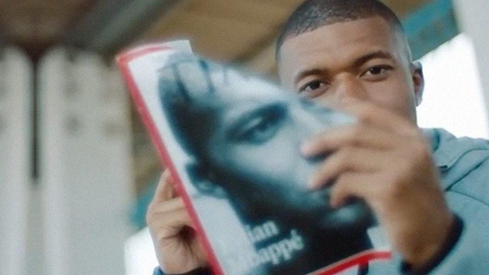 Glassworks - Nike Football | Kylian Mbappé: Love Your Dream Until it Loves You Back