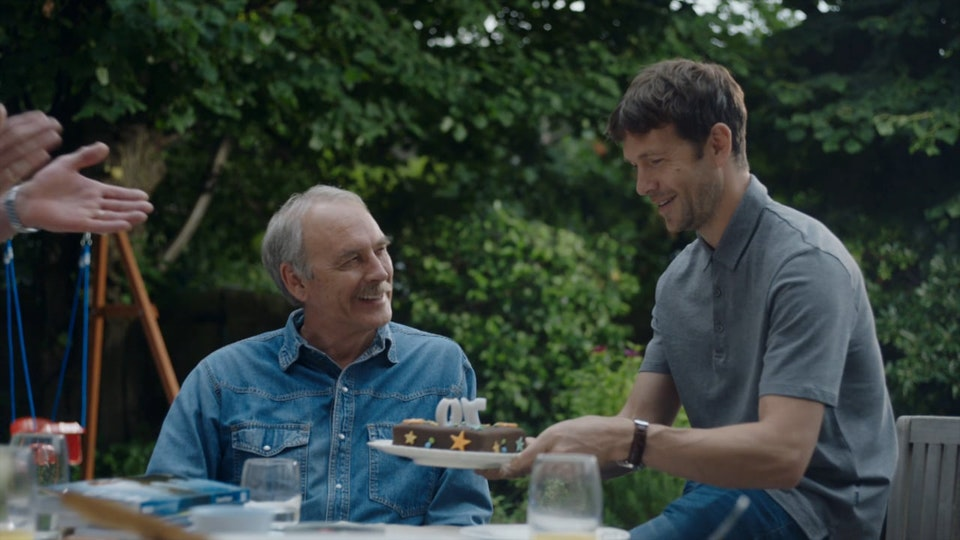 Glassworks - NATWEST - 'Father & Son'