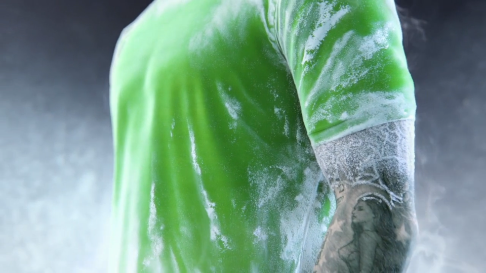 Glassworks - Adidas - 'Climachill' - Making Of