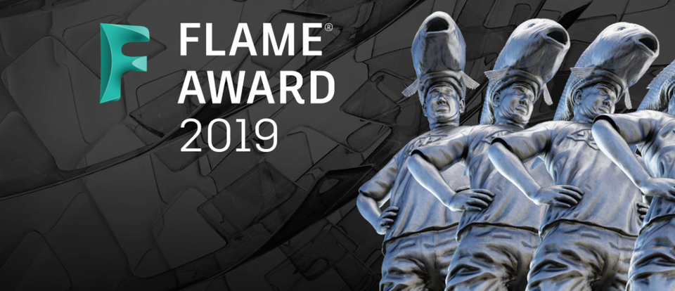 Glassworks - Duncan Malcolm Wins 2019 Flame Award