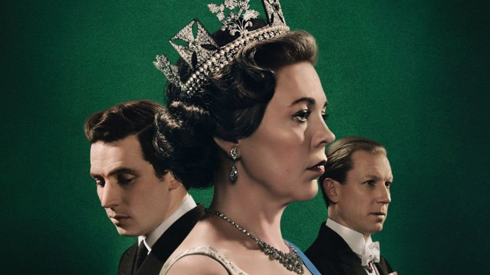 Glassworks - The Crown Season 3