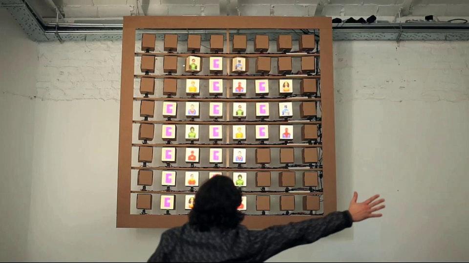 Glassworks - 'Cubepix' - by Xavi's Lab
