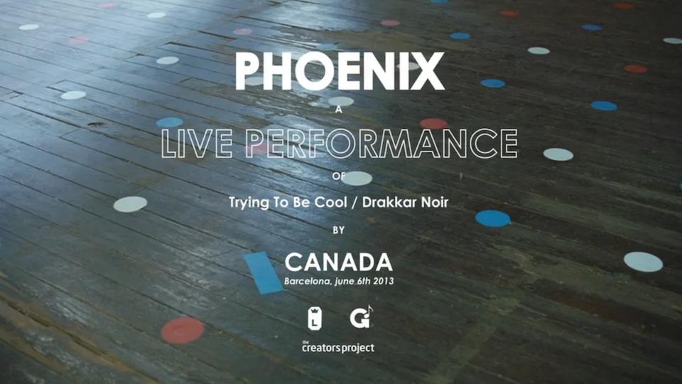 Glassworks - Phoenix 'Trying To Be Cool / Drakkar Noir'