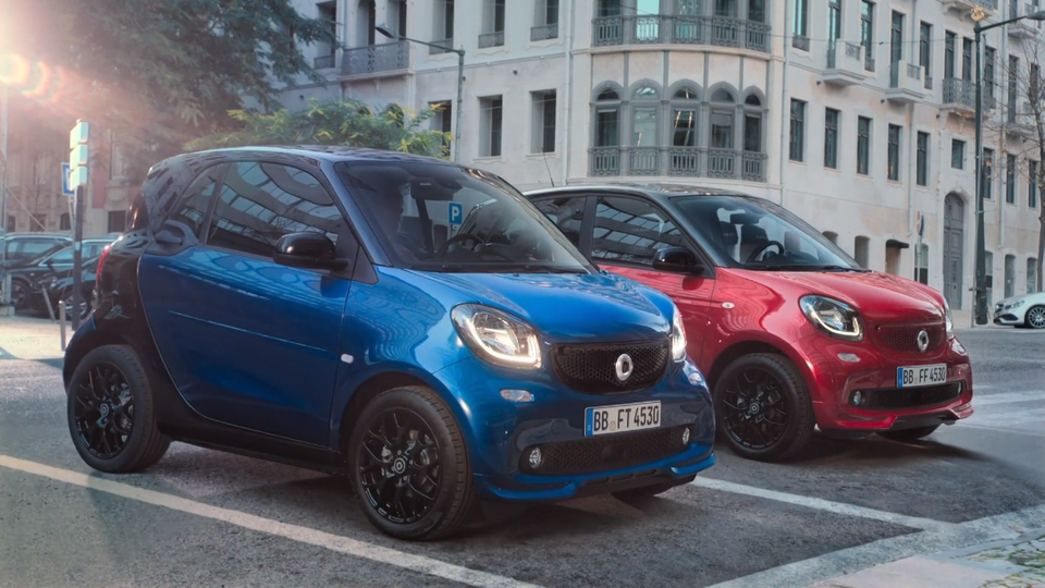 Glassworks - Smart Car - 'Bigger than Small'