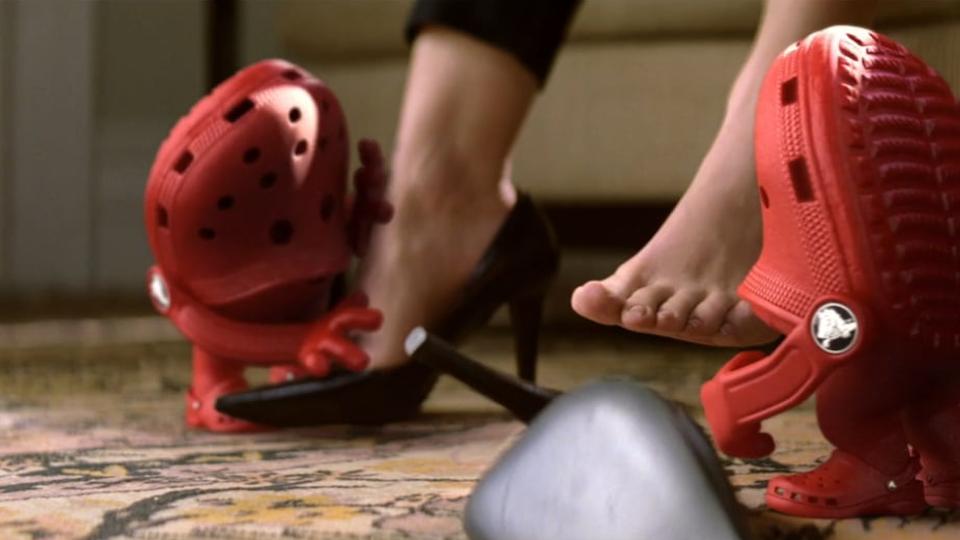 Glassworks - Crocs - 'Feel The Love'