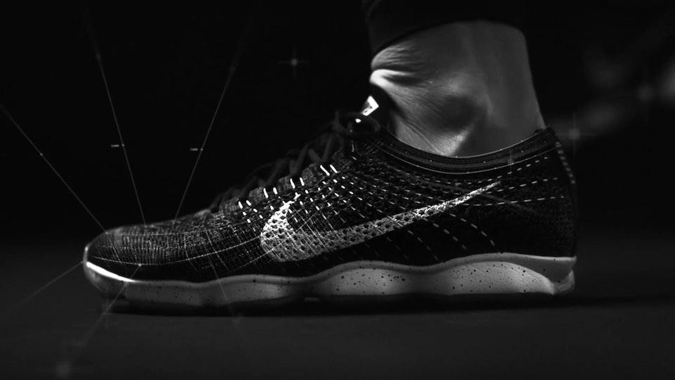 Glassworks - Nike - 'Flyknit'