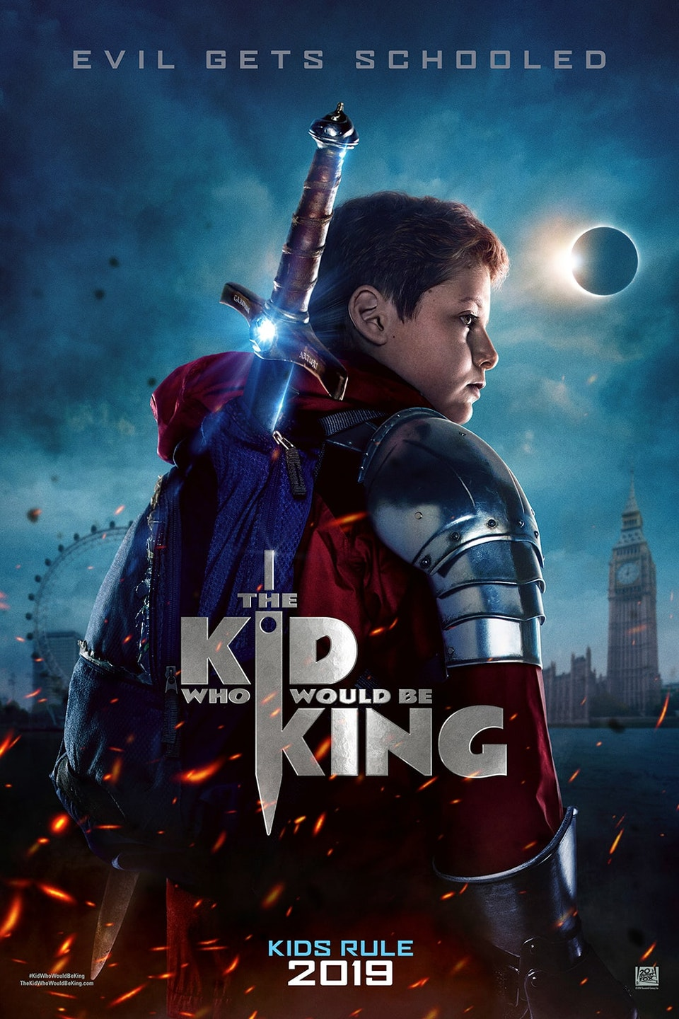 Glassworks - The Kid Who Would Be King (2019) | Director Joe Cornish