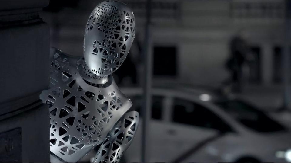Glassworks - Lexus 'Steps - Amazing in Motion'