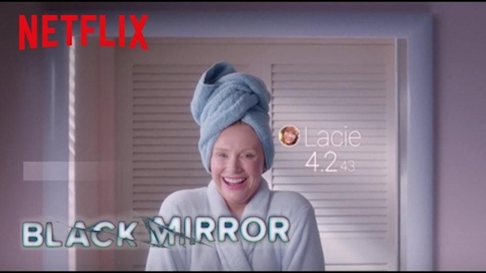 Black Mirror Season 3 'Nosedive' - Black Mirror | Nosedive Featurette [HD] | Netflix