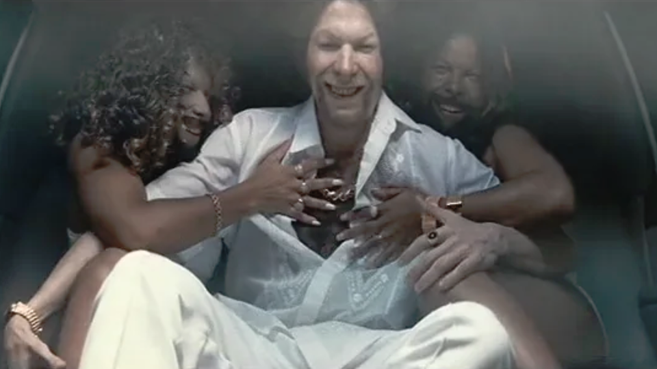 Glassworks - APHEX TWIN - 'Windowlicker'