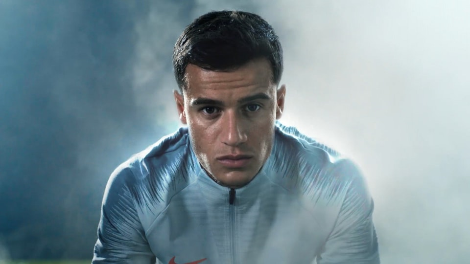 Nike Football Presents: Awaken The Phantom - Nike Football Presents: Awaken The Phantom feat. Philippe Coutinho