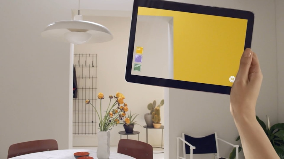Glassworks - Dulux - 'Visualizer'
