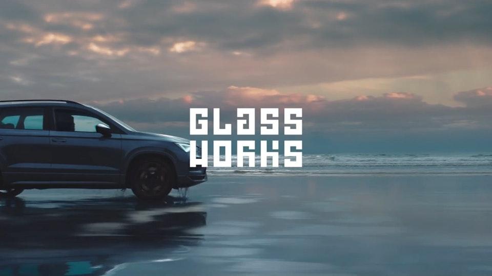 Glassworks - CUPRA - Ateca - Making Of