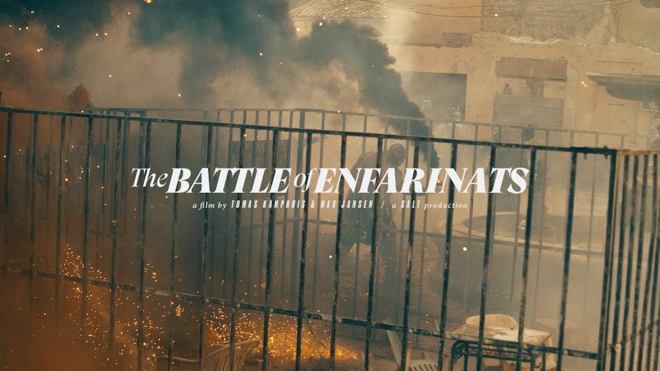 Scott Harris - The Battle of Enfarinats
