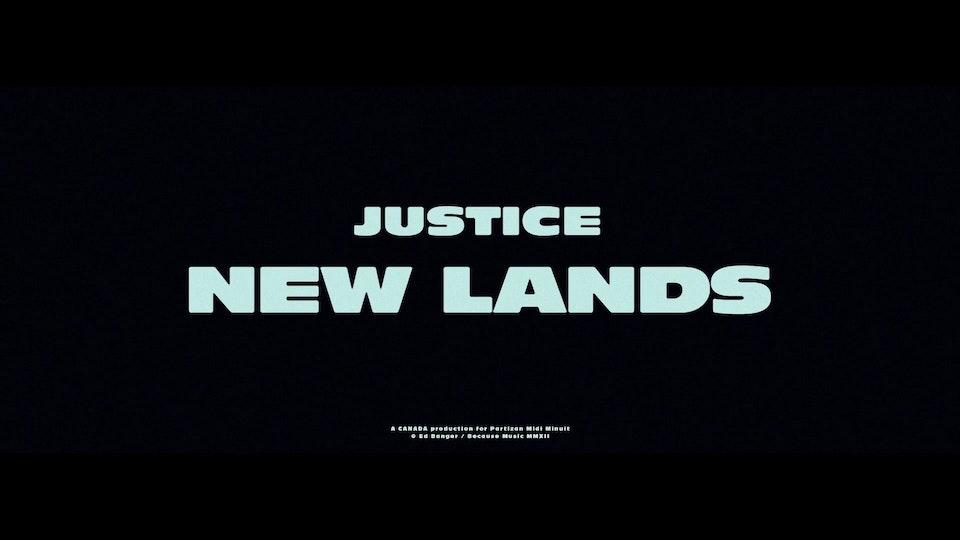 Glassworks - Justice - New Lands