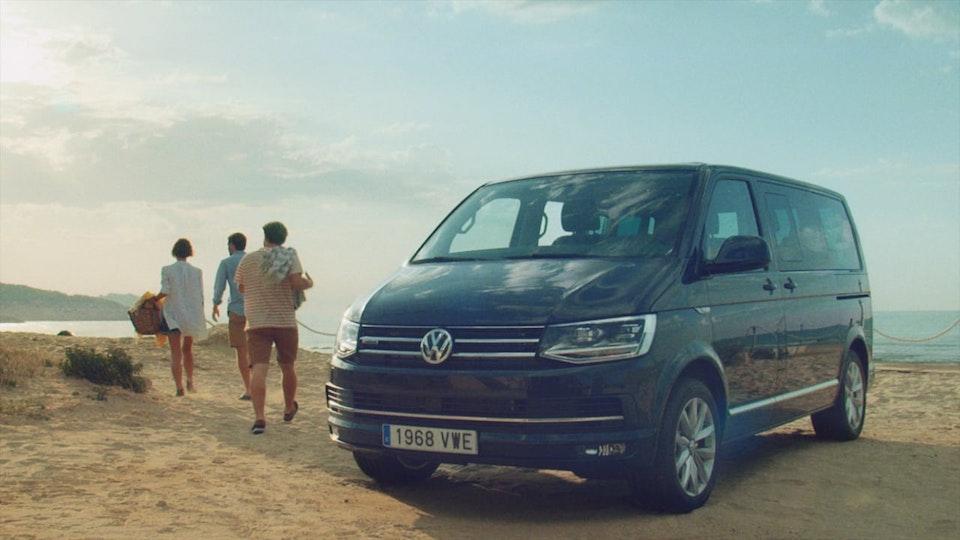 Glassworks - Volkswagen Multivan – 'Elige tenerlo todo'
