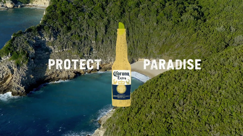 Glassworks - Corona - 'Protect Paradise'