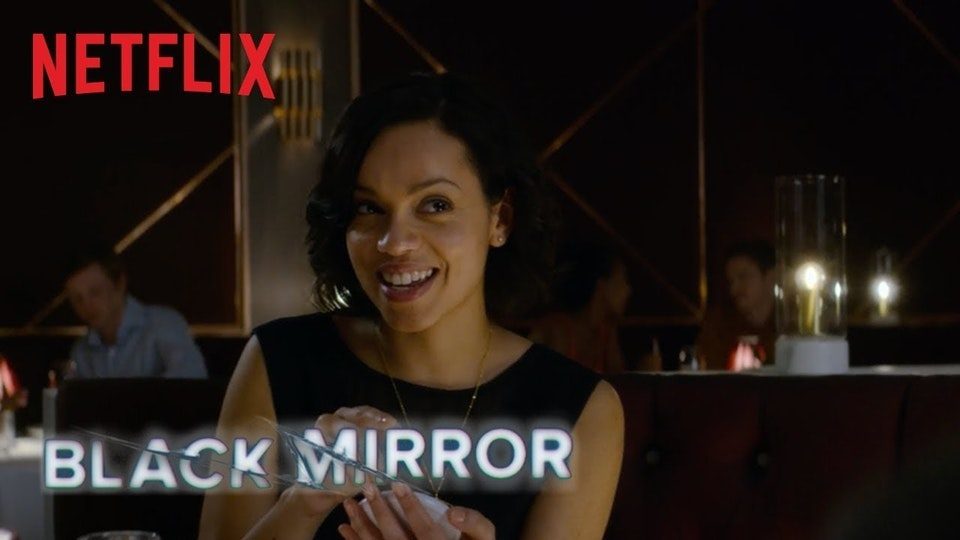 Black Mirror Season 4 'Hang the DJ' - Black Mirror - Hang the DJ | Official Trailer [HD] | Netflix