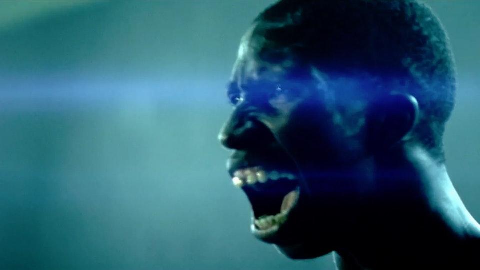Scott Harris - Nike Footlocker 'Be The Baddest'