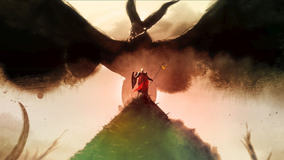 A Monster Calls (2016) | Director J A Bayona - A Monster Calls – Tale 2