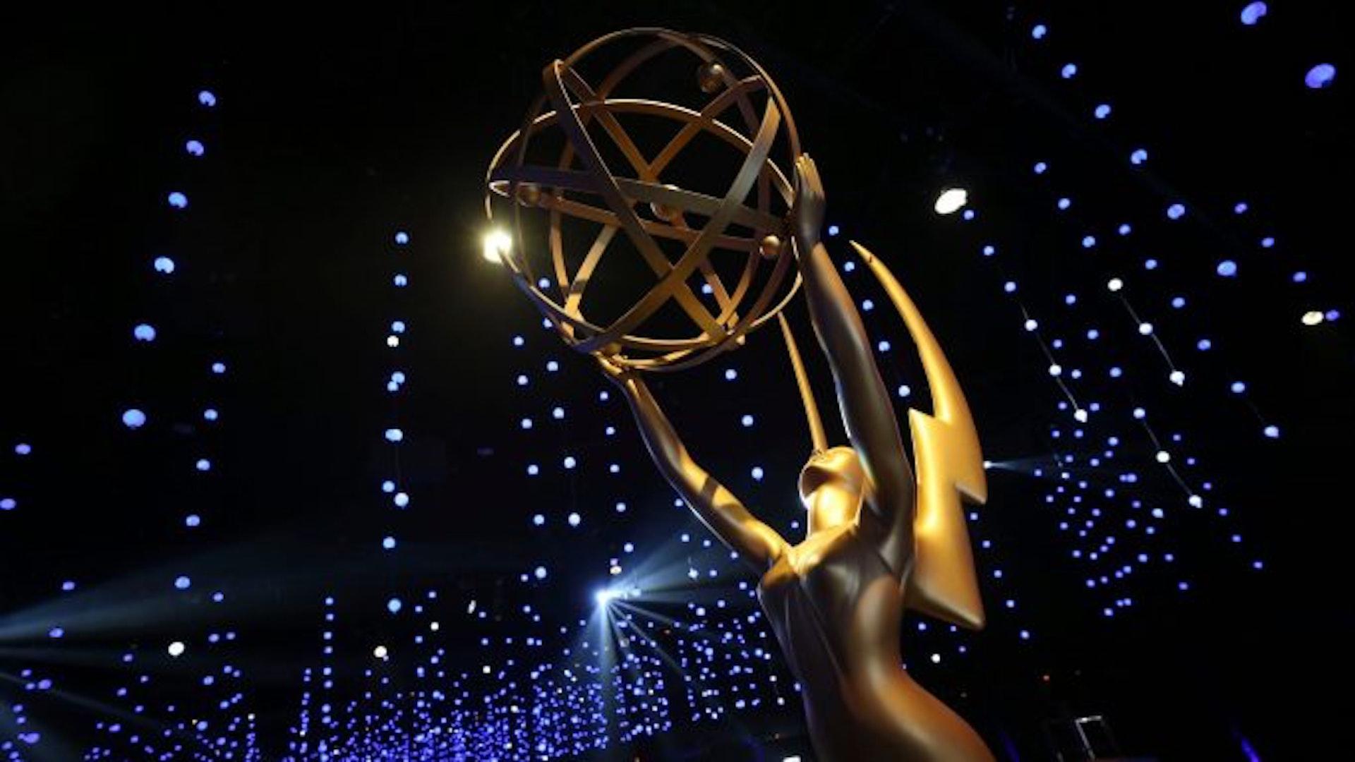 Black Mirror wins Emmy Award
