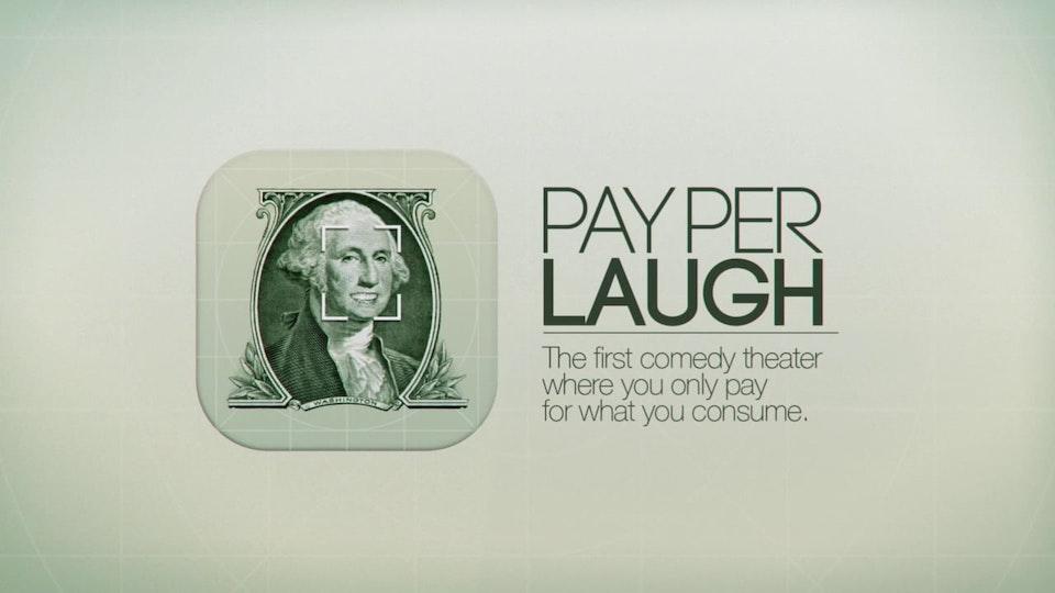 Glassworks - Pay Per Laugh