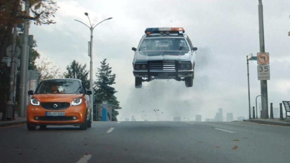 Smart Car - Russian Hill - Smart Car - Russian Hill