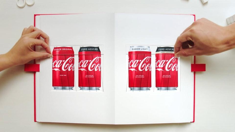 Glassworks - Coca-Cola – 'Un color para todos los gustos'