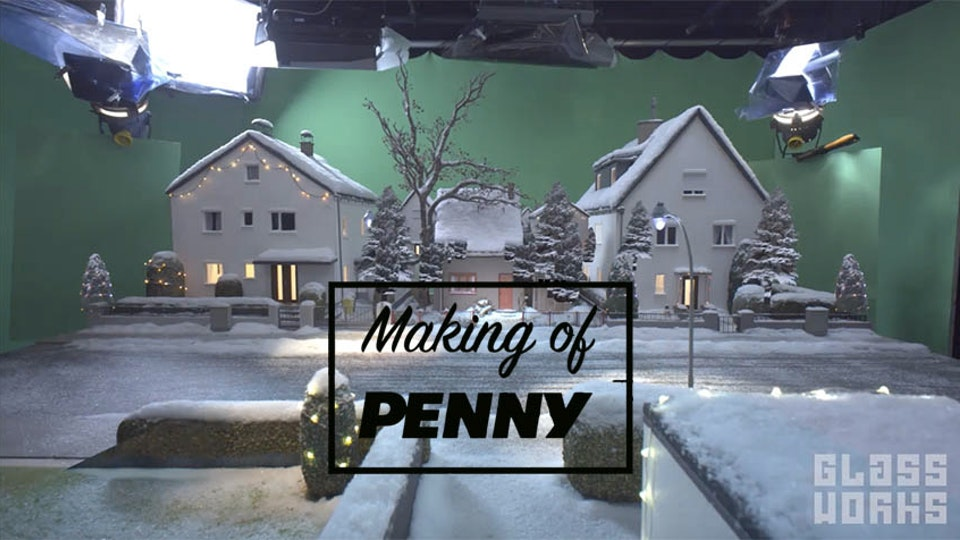"Penny - 'Christmas Doesn't Need Much' - Making Of: Penny - ""Christmas Doesn't Need Much, Only Love"""