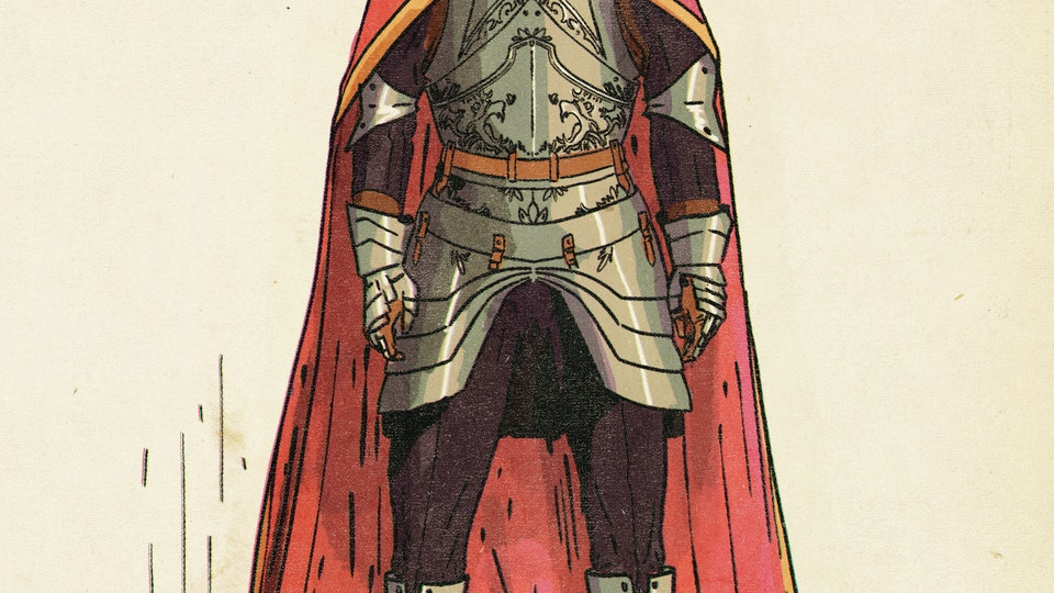 The Kid Who Would Be King (Prologue) Character - King Arthur