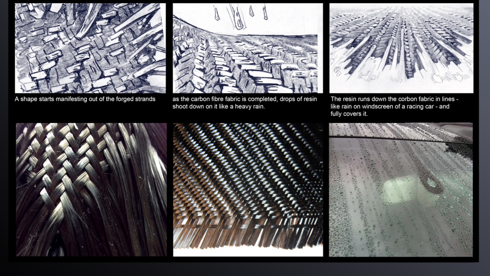 BMW - 'Perfect Composition' Storyboard (Pg. 5)