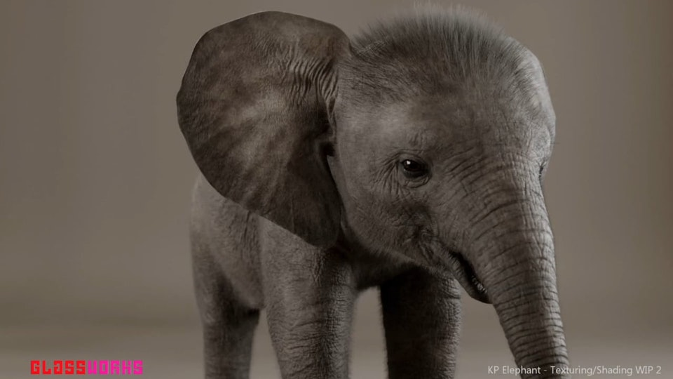 KP NUTS - 'Elephant' (Including making-of) - KP Nuts 'Elephant' - Making Of