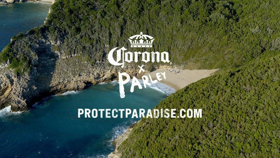 Corona - 'Protect Paradise' - Corona - 'Protect Paradise'
