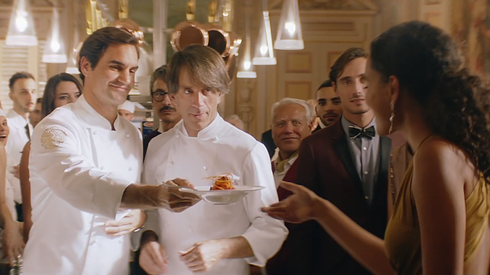 Glassworks - Barilla - 'The Party'