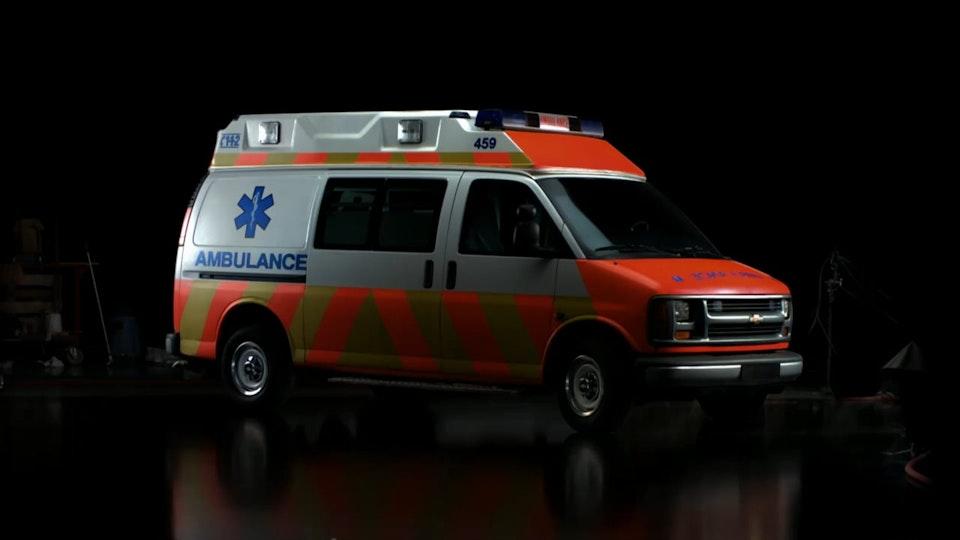 Glassworks - Consumentenbond - 'Ambulance'