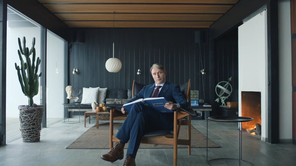 Scott Harris Carlsberg 'Communicate'