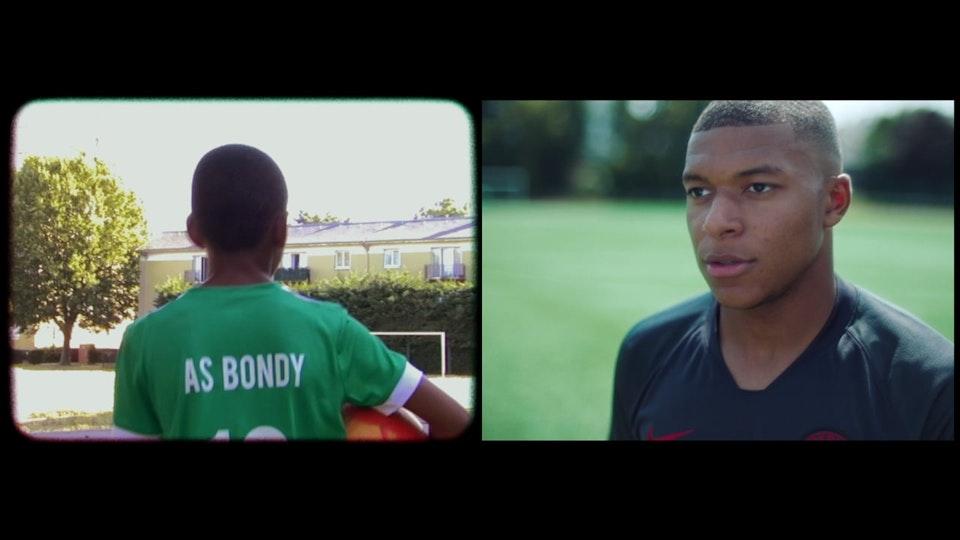 Scott Harris - Nike Football | Kylian Mbappé: Love Your Dream Until it Loves You Back