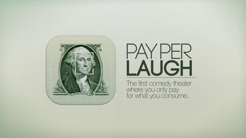 Pay Per Laugh - Pay Per Laugh