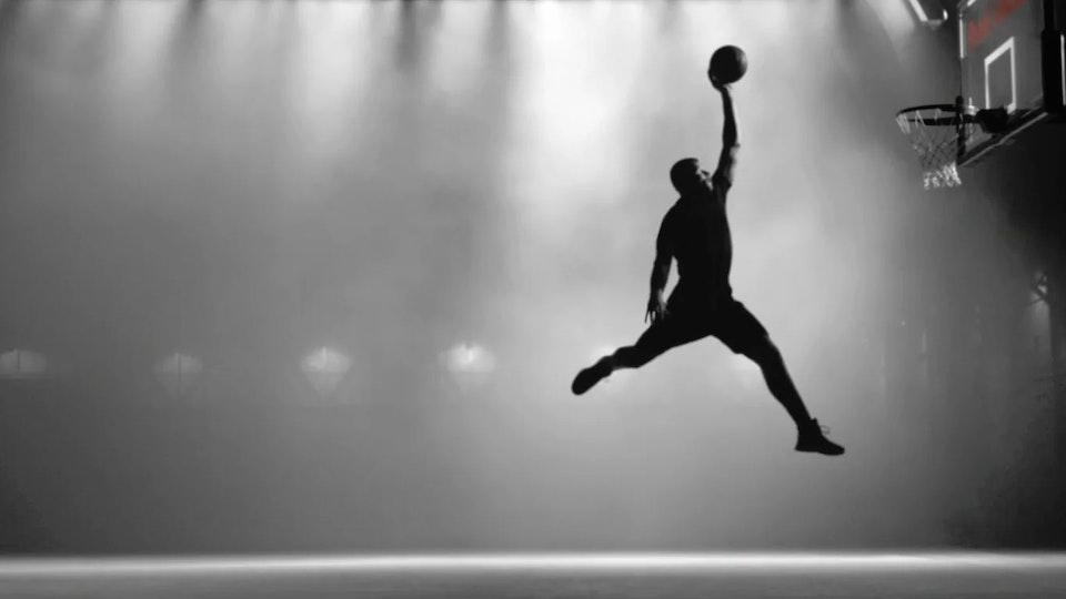 Scott Harris Nike Footlocker 'Jordan'