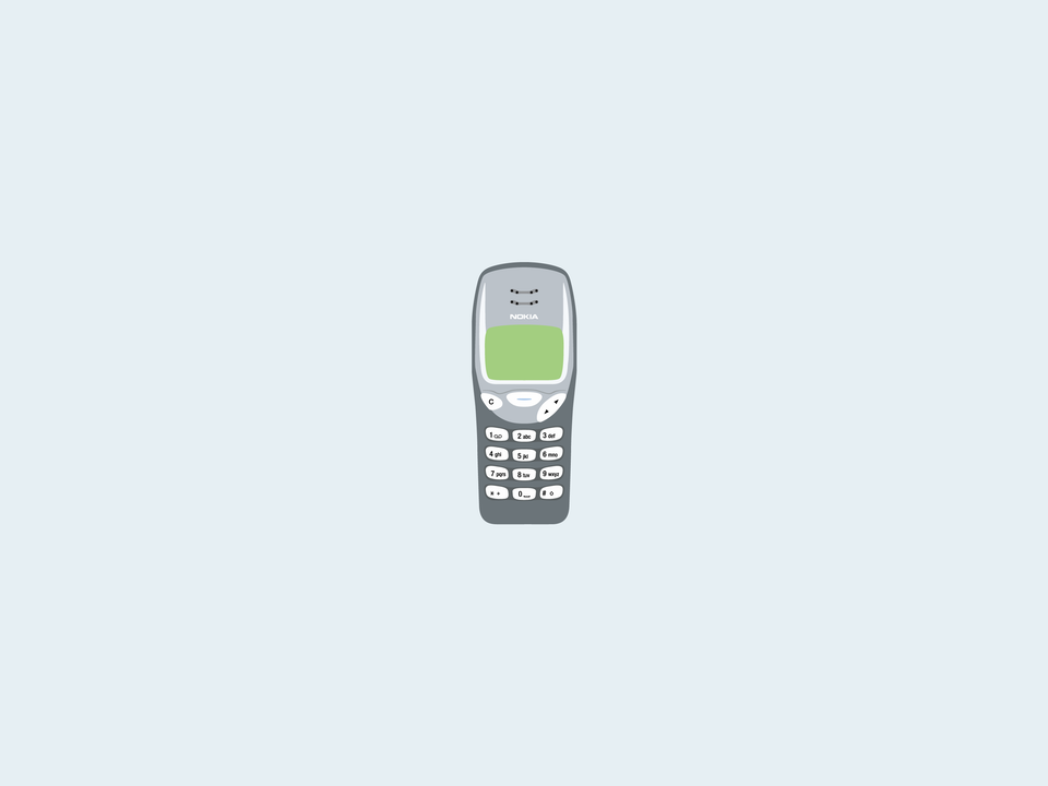 Cellular - Nokia 3210