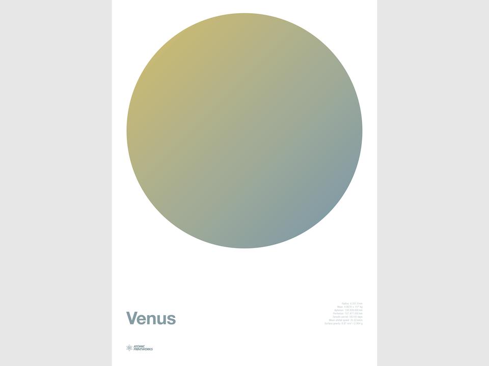 Atomic Printworks - Venus