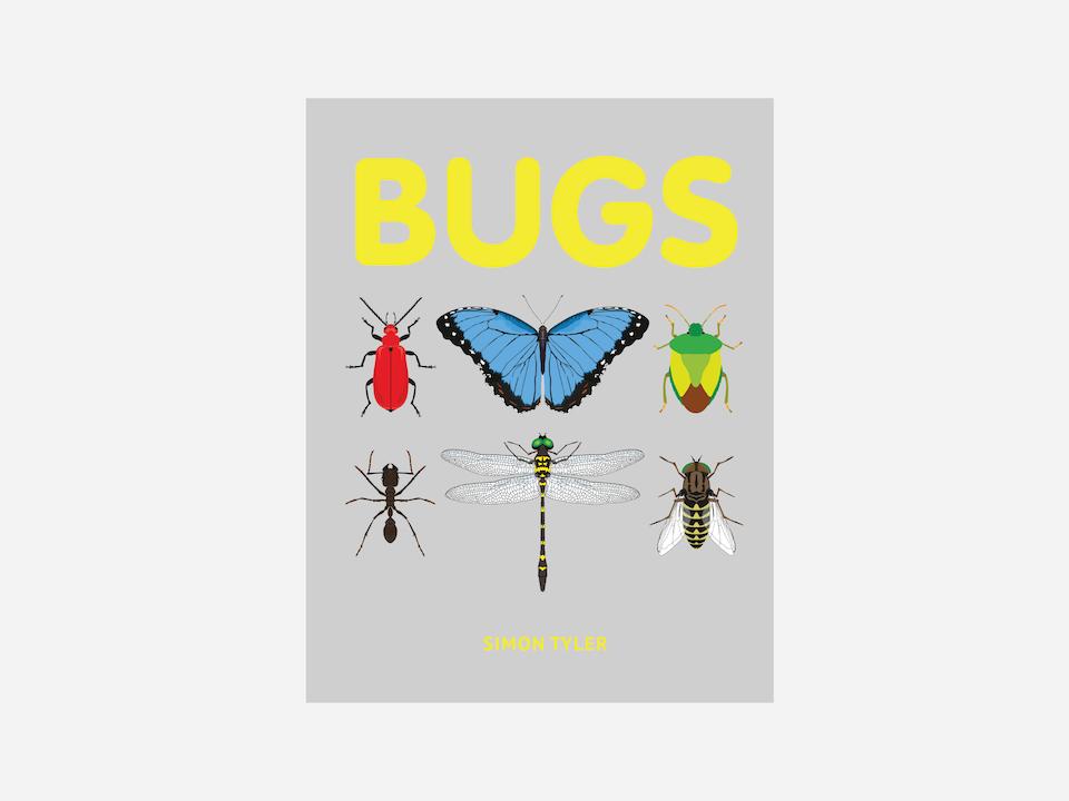 Books - Bugs -  Pavilion Children's Books, published September 2017 -  Author and illustrator