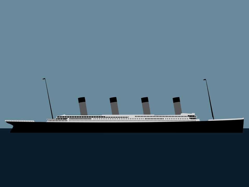 Magnificent Machines - RMS Titanic