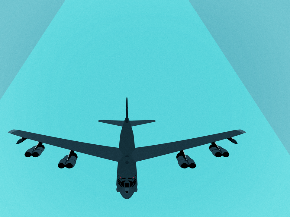 Magnificent Machines - Boeing B52 Stratofortress